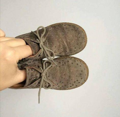 Wiosenne buty włoskiej marki Ocra rozm 25
