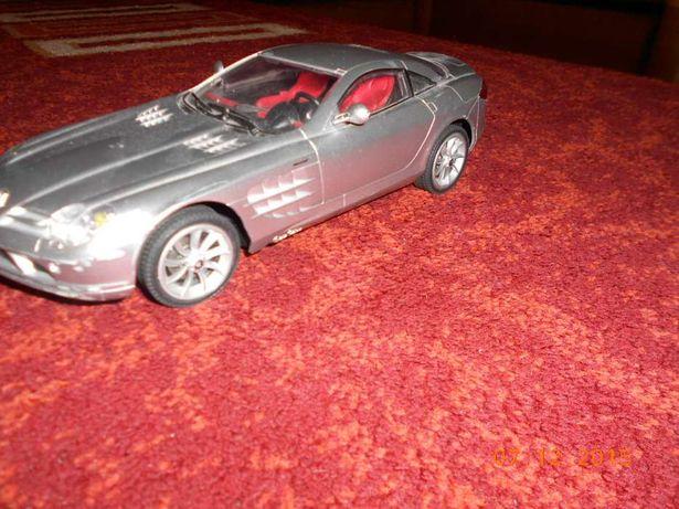 silverlit - автомобиль mercedes-benz на пульте управления