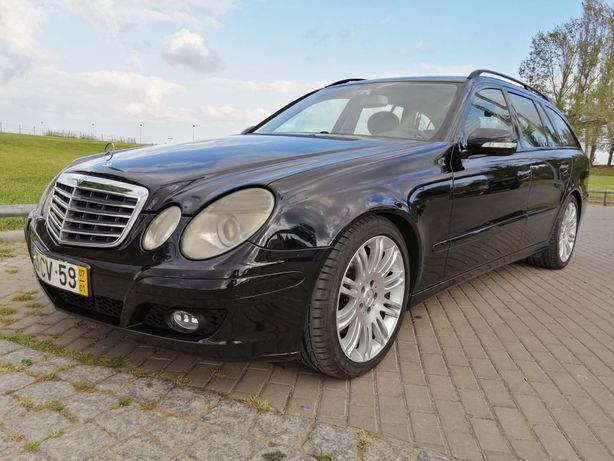 Mercedes E 320 CDI 7 Lug
