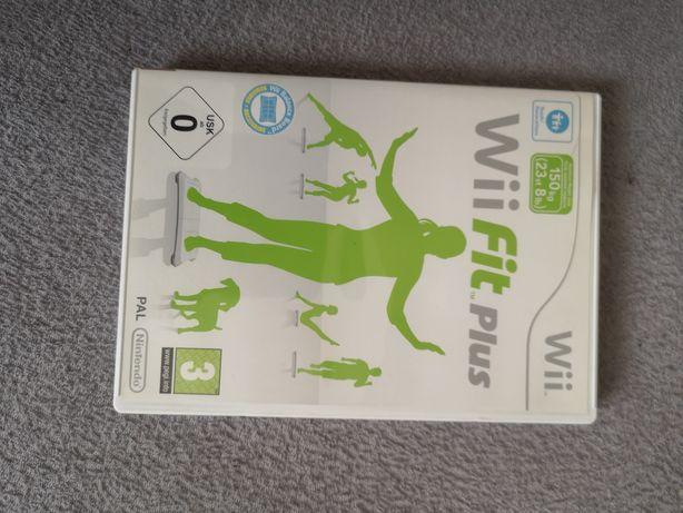 Wii Nintendo płyta Wii Fit Plus