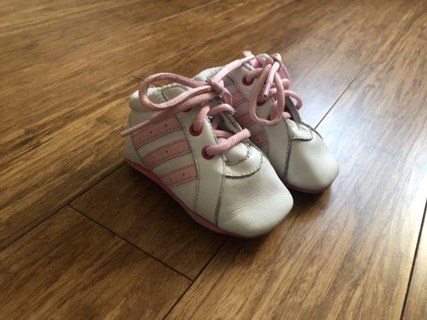 Buciki dziecięce Adidas rozm.18