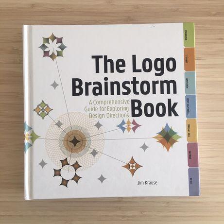 Livro The Logo Brainstorm Book