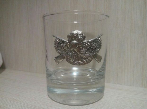 Стакан для виски Лабрадор, стаканы для мужчины, охота на утку