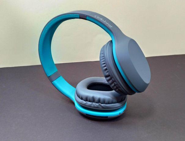 Накладні навушники Celebrat A18 Якісніше ніж Сяоми Xiaomi Ксяоми