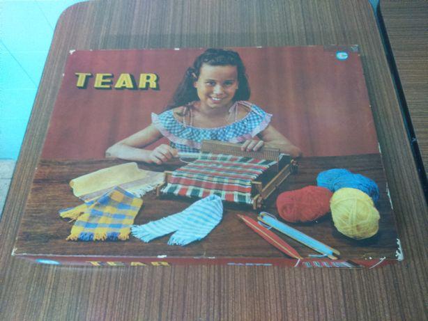 Retro Vintage Antigo Jogo Brinquedo TEAR da CARTO
