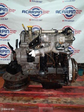 Motor Jeep Cherokee 2.5 Crd 4x4 Ref. VM99B