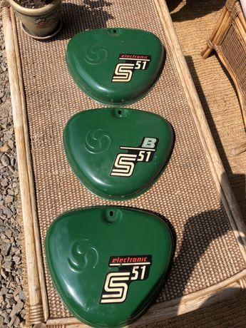 Simson S51 Boczki