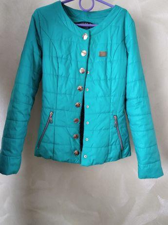 Весняна куртка трансформер
