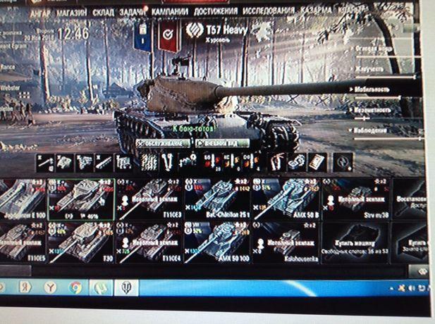 Продам  или обменяю танки