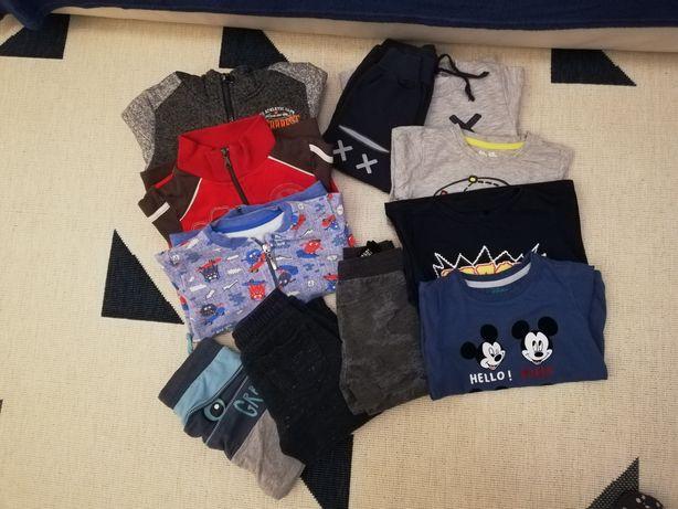 Paka zestaw ubrań dla chłopaka Rom. 92