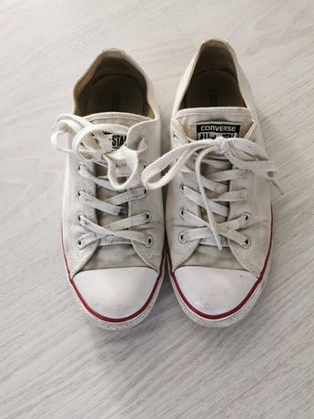 Converse Dainty białe