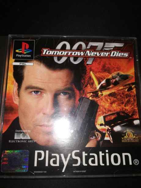 Tomorrow Never Dies 007 Playstation PSX