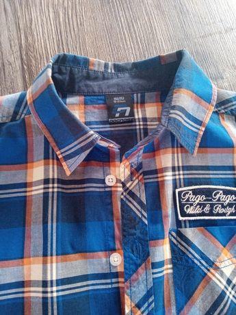 Koszula na krótki rękaw 146-152