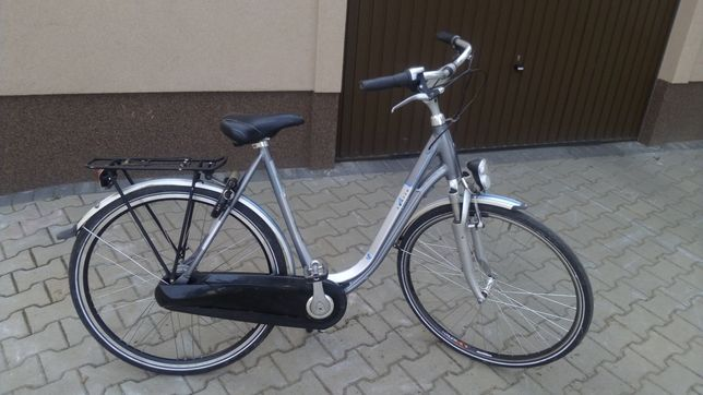 Rower Sparta aluminium 28