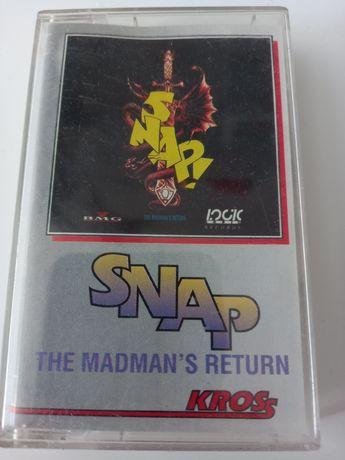 Kaseta magnetofonowa Snap The Madmans Return