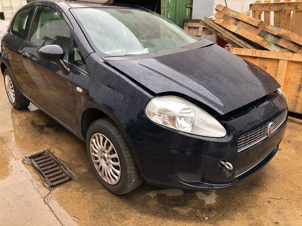 Fiat Grande Punto 1.2 benzyna Klimatyzacja 2009r