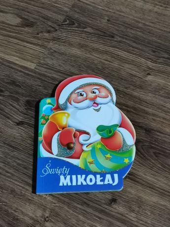Książeczka Święty Mikołaj
