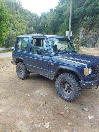 Vendo jipe Mitsubishi Pajero mk1
