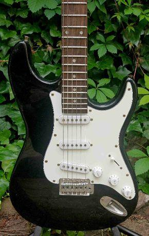 Gitara elektryczna stratocaster Elevation
