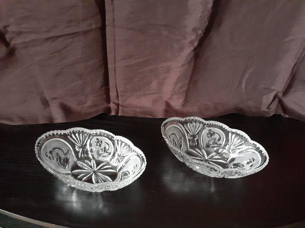 Комплекты хрустальных ваз/салатниц