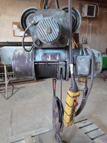 Wciągnik linowy Balkancar 2T
