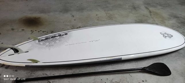 """Prancha Starboard 10'5""""x30"""" stand up paddle"""