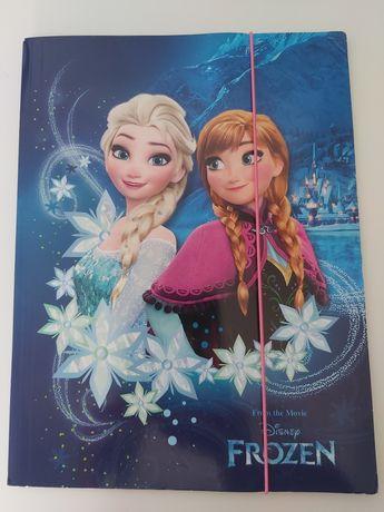 Capa De Elástico Escolar Frozen 2€