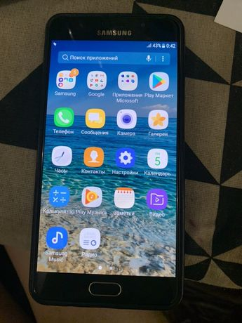 Samsung Galaxy a7 2016 A710F Single Sim