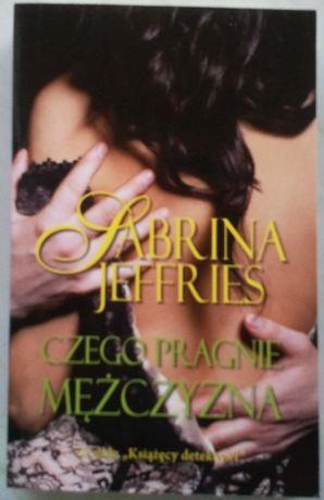 Jeffries Sabrina romanse historyczne nowe