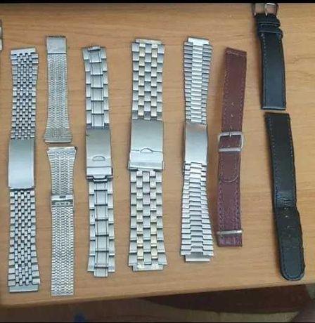 Paski do zegarków