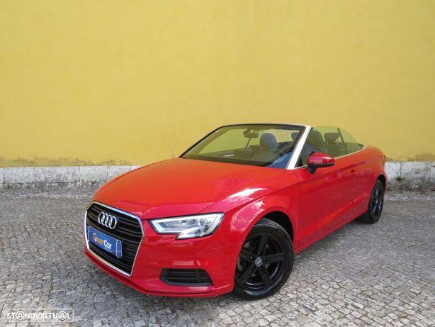 Audi A3 Cabrio 1.6TDI Business Line