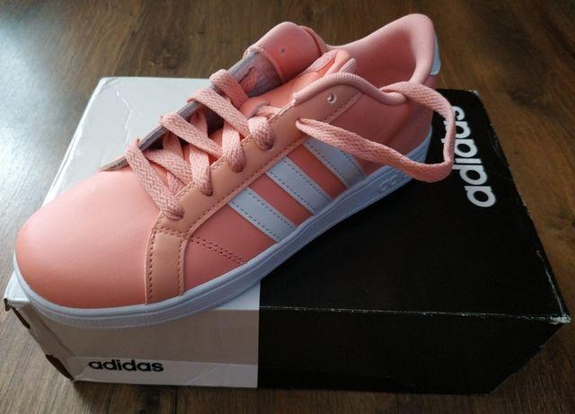 Кроссовки онигинальные подростковые Adidas Kids Baseline.