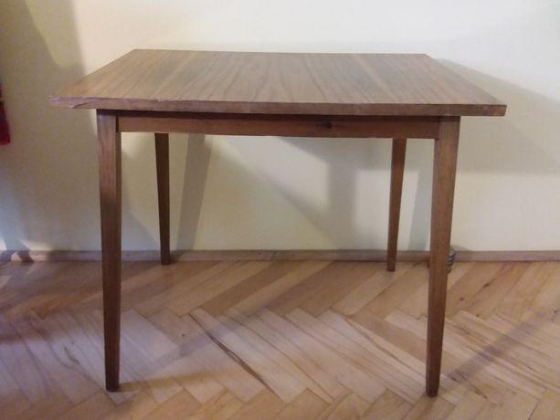 PRL stolik kawowy 1968 rok, solidny, mocny.