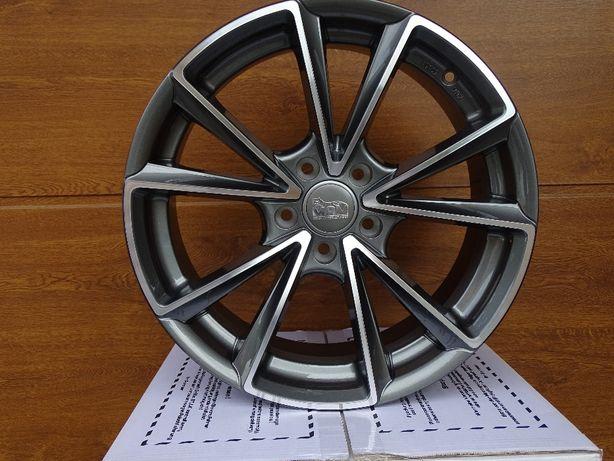 Felgi R18 5x112 Mercedes seat audi bmw et35 cal8 otwór 66,6