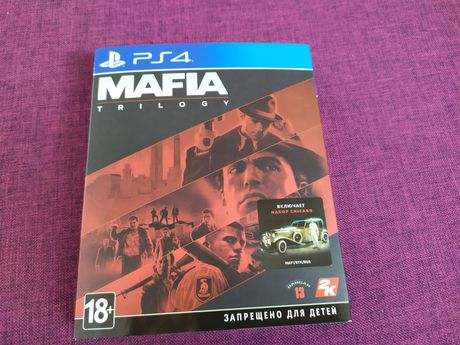 Mafia trilogy definitive edition