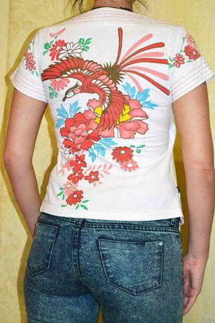 Блузка футболка туника