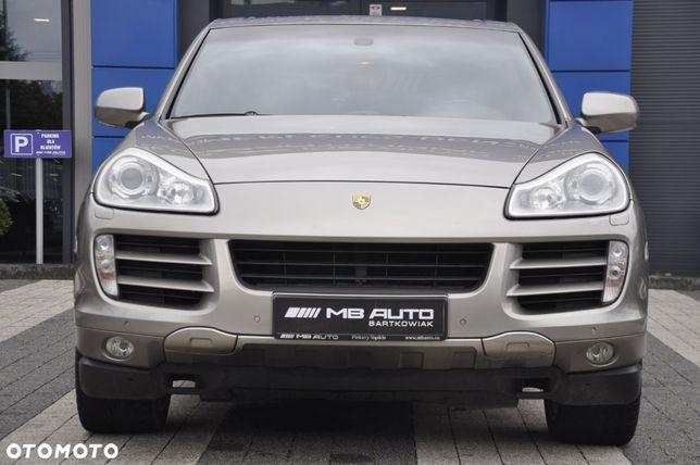 Porsche Cayenne S 4.8 Benzyna 385 KM Automat 4x4