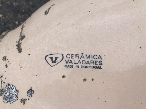 Lote de Sanitas , Bidés , Lavatorios c/ Colunas em porcelana antigos