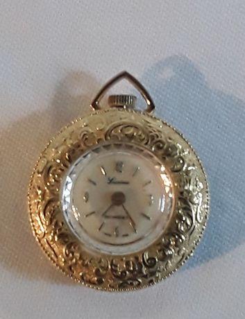 Relógio de bolso Lucerne, Swiss Made, vintage