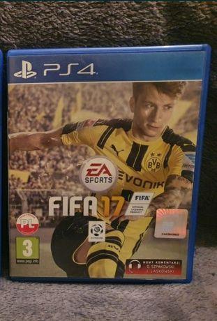 Gra ps4 FIFA 17 prezent