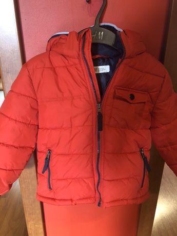 Kurtka zimowa H&M rozmiar 98 jak NOWA