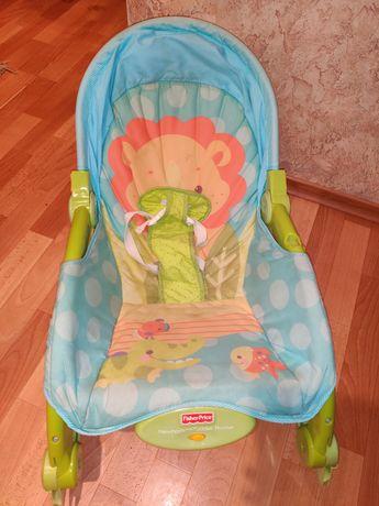 Крісло-качалка для малюка