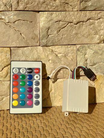 RGB Контроллер светодиодных лент 5050/3528