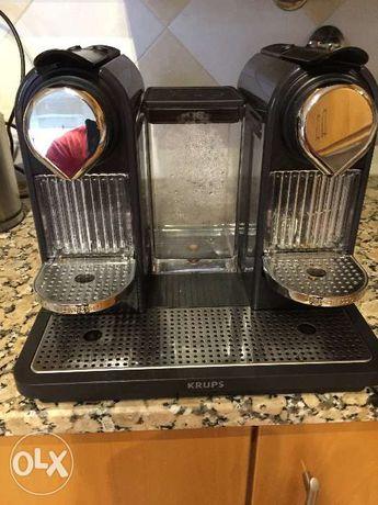 Maquina café nespresso KRUPS