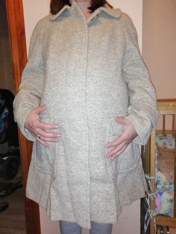 Шерстяний плащ для вагітних