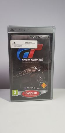 Turismo The Real Driving Simulator na PSP