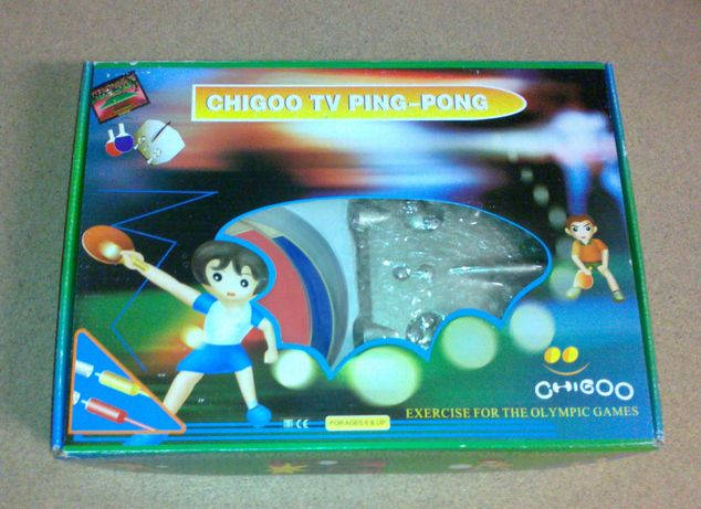 Jogo Ping Pong Para TV