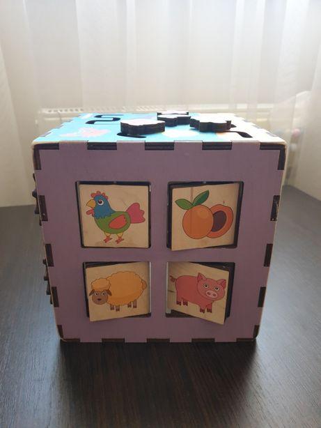 Бизи куб quokka для малышей