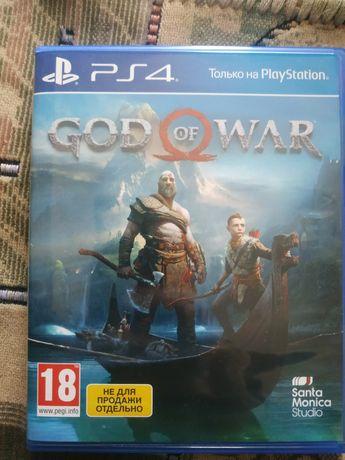Продам игру на ps4 Good of War русская версия