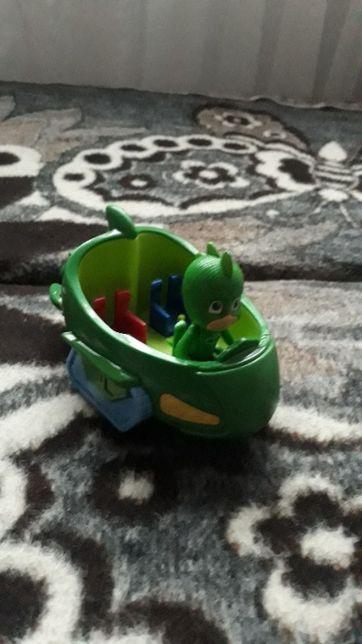 Pojazd Geksona wraz z figurką